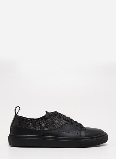 F By Fabrika Erkek Siyah Sneakers BARBADOS Siyah